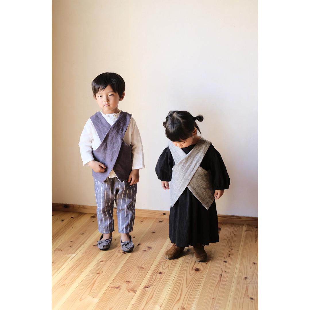 新刊「長く楽しむ、子ども服」の作品紹介~トップス編①_d0227246_10563968.jpg