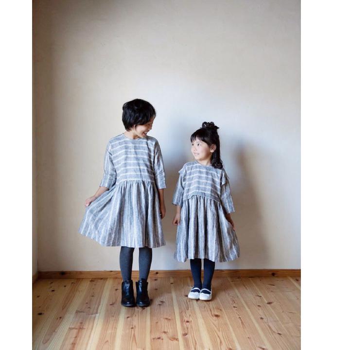 新刊「長く楽しむ、子ども服」の作品紹介~トップス編①_d0227246_11055970.jpg