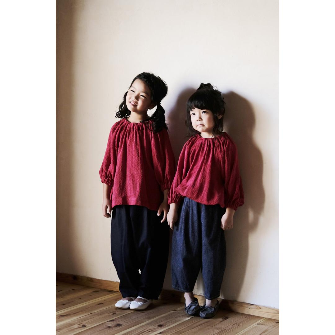 新刊「長く楽しむ、子ども服」の作品紹介~トップス編①_d0227246_11083979.jpg