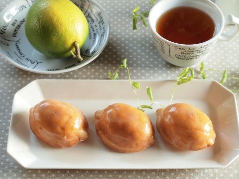 日々のお菓子作り~レモンケーキ_c0213947_19430524.jpg