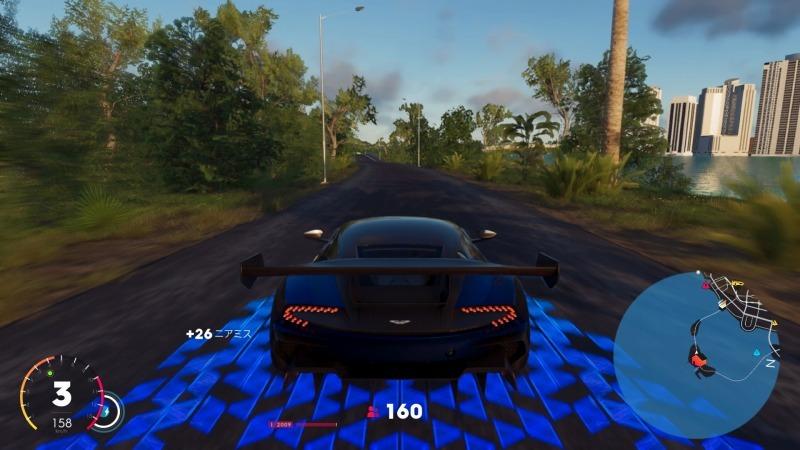 ゲーム「THE CREW2 アプデで追加されたシトロエンのGTに乗ってみる」_b0362459_19395804.jpg