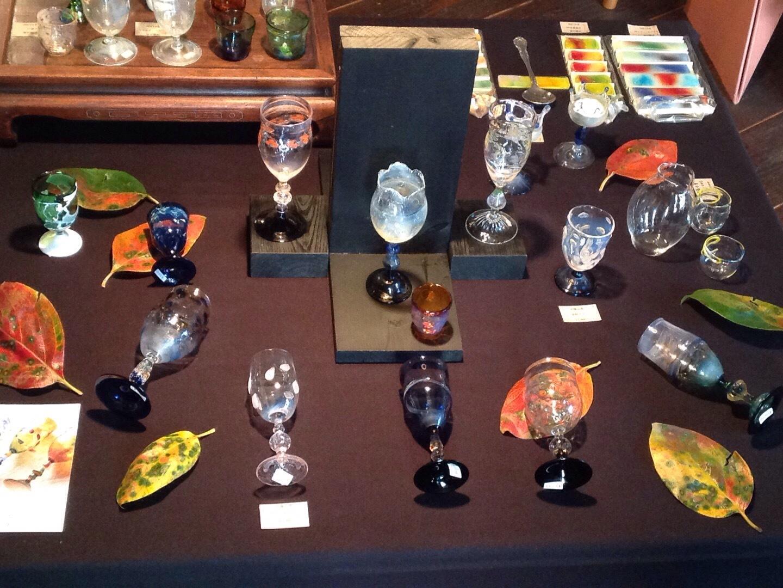 ガラス工房Moana 伊藤由貴さんのガラス作品入荷しました_b0153663_12582702.jpeg