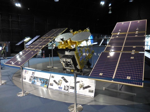 JAXA筑波宇宙センターに行ってきた。_e0033570_19271034.jpg