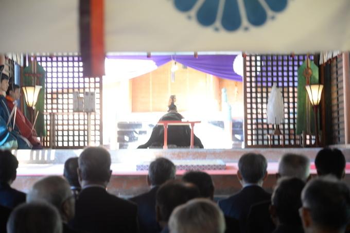 大嘗祭当日祭斎行 令和元年11月14日 15時_f0191383_16471448.jpg
