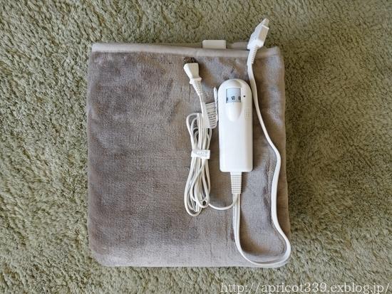 無印良品の羽織れる電気ひざかけ_c0293787_15401540.jpg
