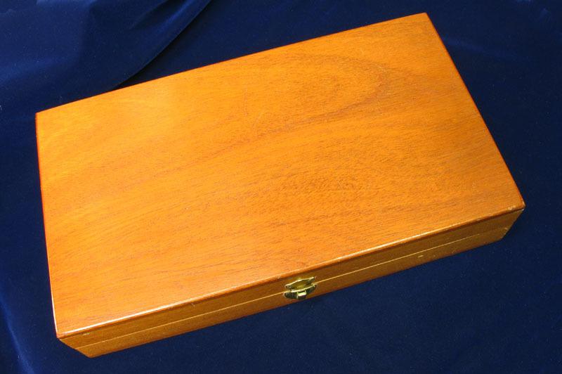 S&W社 M29用オリジナル木製ケース_f0131995_12151417.jpg