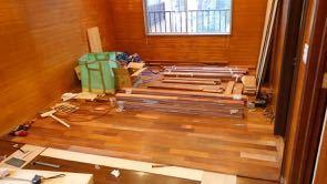 床貼り 三日目_a0061599_22432077.jpg