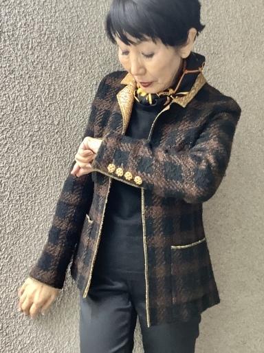 りえさん着画集②とMADEMOISELLE  PRIVÉ_b0210699_01034549.jpeg