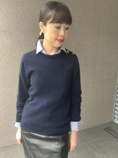 りえさん着画集③と30年後のタキシード_b0210699_23140451.jpeg
