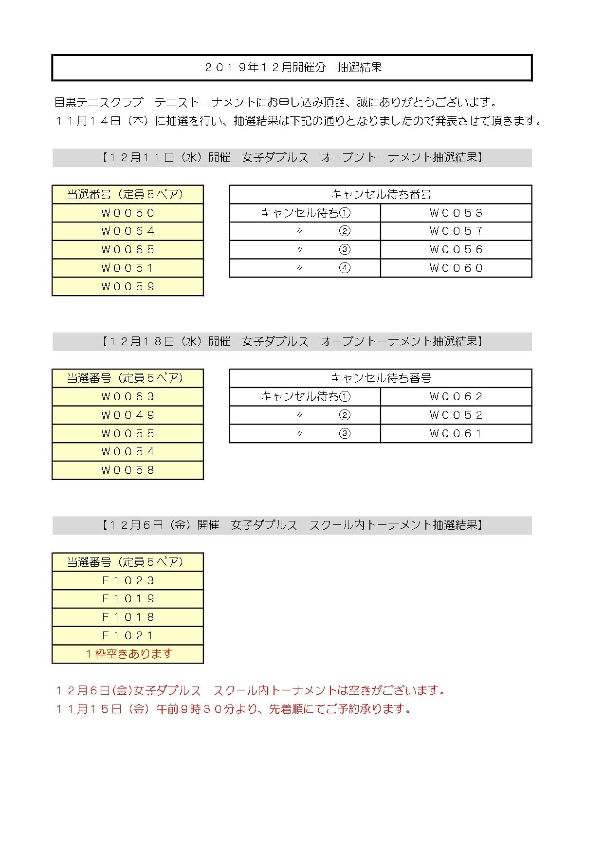 2019.12月トーナメント抽選結果_b0158200_08204065.jpg