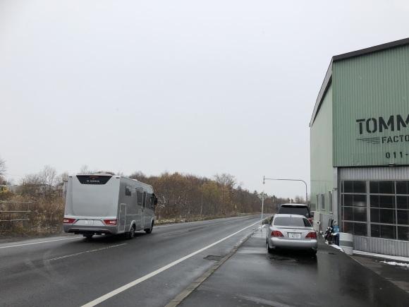11月15日(金)アウディA6 T様納車✨ 除雪車あります✊ランクル エスカレード ヴェルファイア ♡TOMMY♡_b0127002_16471735.jpg