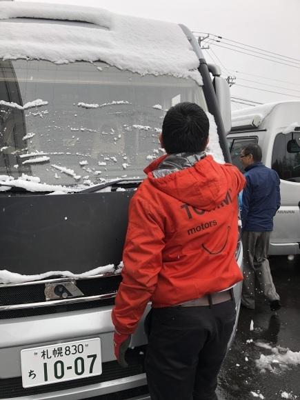 11月15日(金)アウディA6 T様納車✨ 除雪車あります✊ランクル エスカレード ヴェルファイア ♡TOMMY♡_b0127002_16471813.jpg