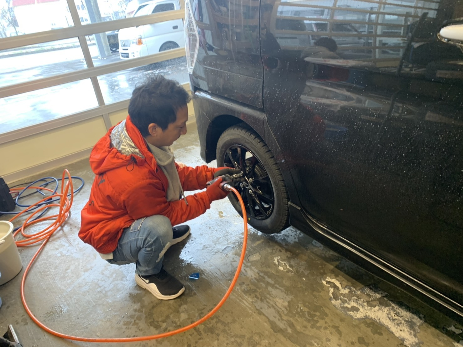 11月15日(金)アウディA6 T様納車✨ 除雪車あります✊ランクル エスカレード ヴェルファイア ♡TOMMY♡_b0127002_16562776.jpg