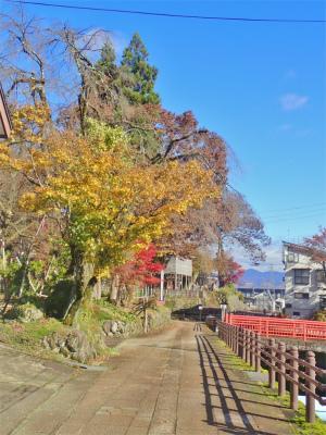 配送日の秋風景から_c0336902_19284920.jpg
