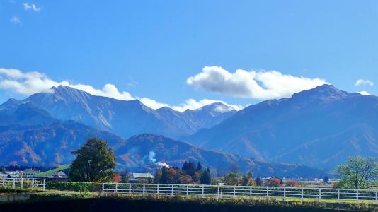 配送日の秋風景から_c0336902_19285849.jpg