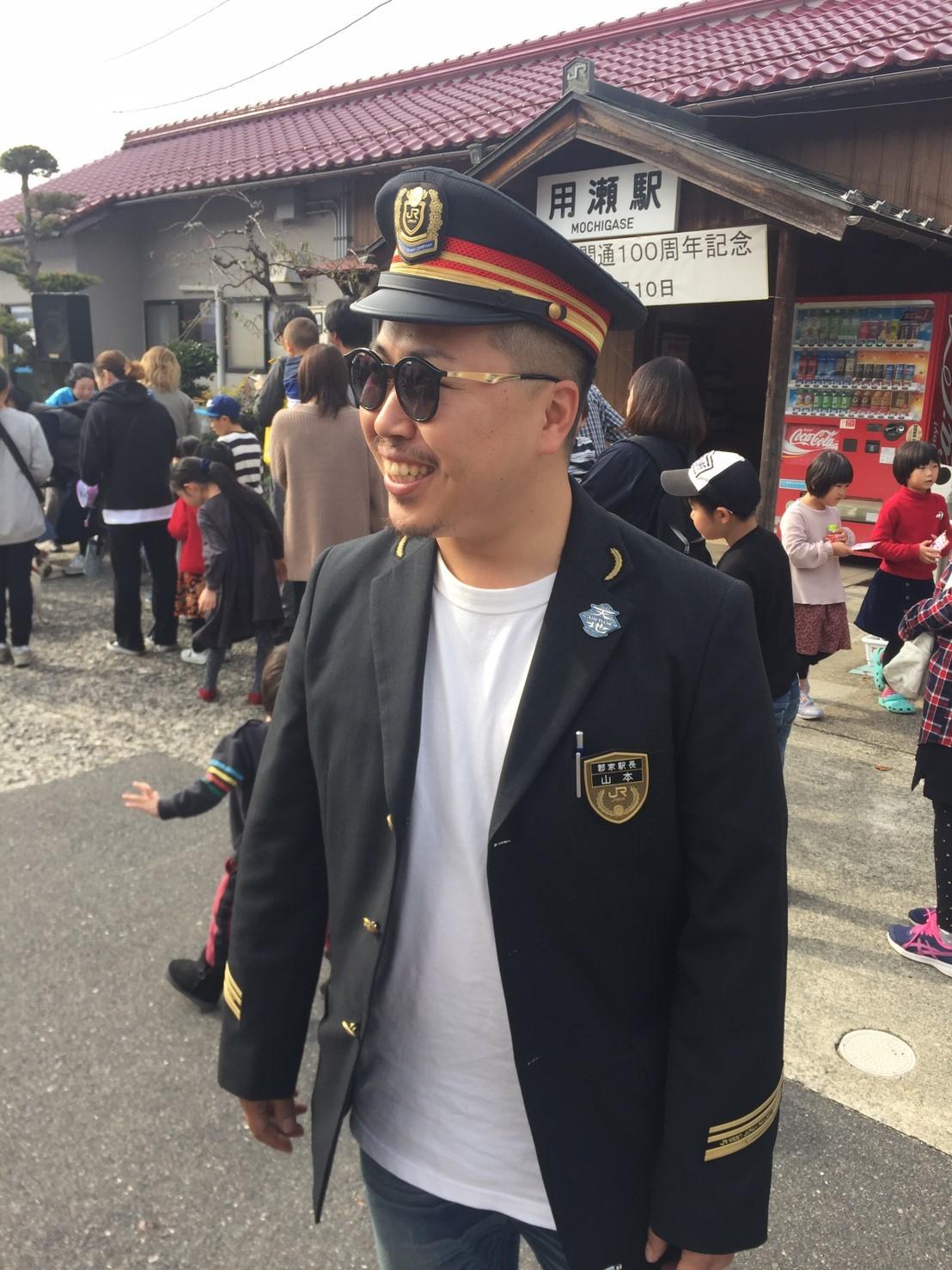 用瀬駅開通100周年記念式典LIVE 2019 レポ_e0115904_17101485.jpg