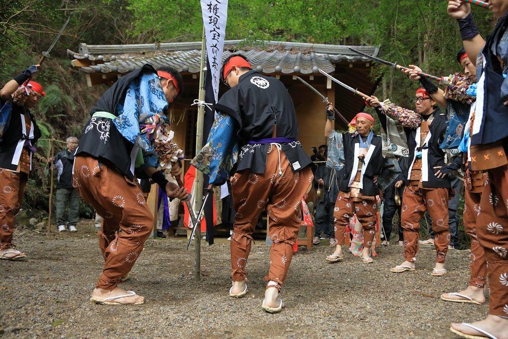 令和元年 正木の花取り踊り_a0057905_12015247.jpg