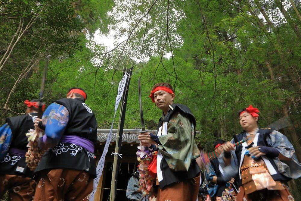 令和元年 正木の花取り踊り_a0057905_12020413.jpg