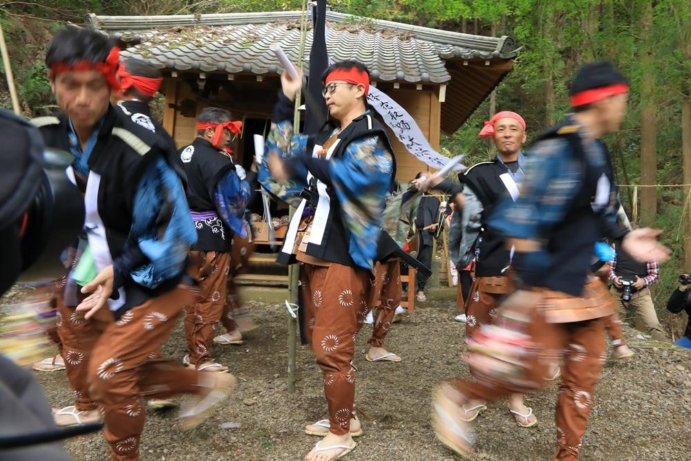 令和元年 正木の花取り踊り_a0057905_12025618.jpg