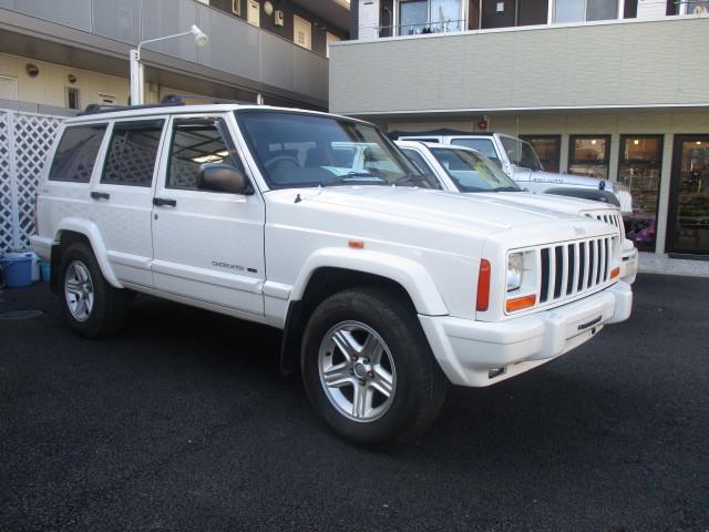 新規入庫の車両のお知らせ XJ チェロキー& TJ ラングラー_b0123820_17065880.jpg