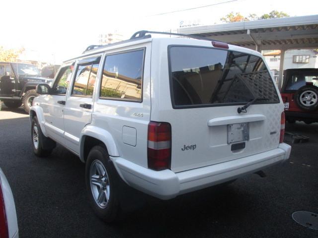 新規入庫の車両のお知らせ XJ チェロキー& TJ ラングラー_b0123820_17071677.jpg