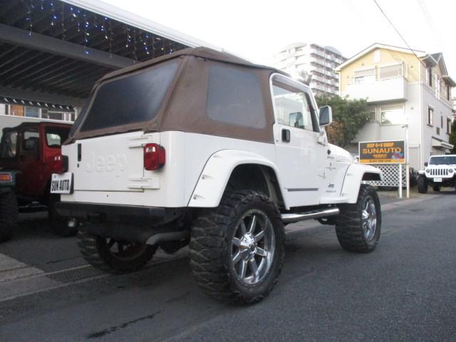 新規入庫の車両のお知らせ XJ チェロキー& TJ ラングラー_b0123820_17085392.jpg