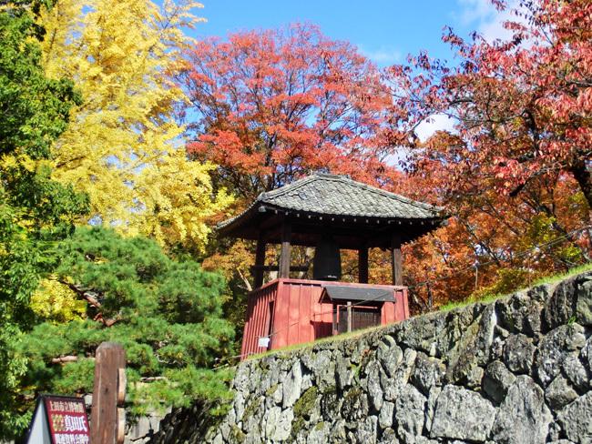 上田城跡公園の紅葉_d0066822_19283523.jpg