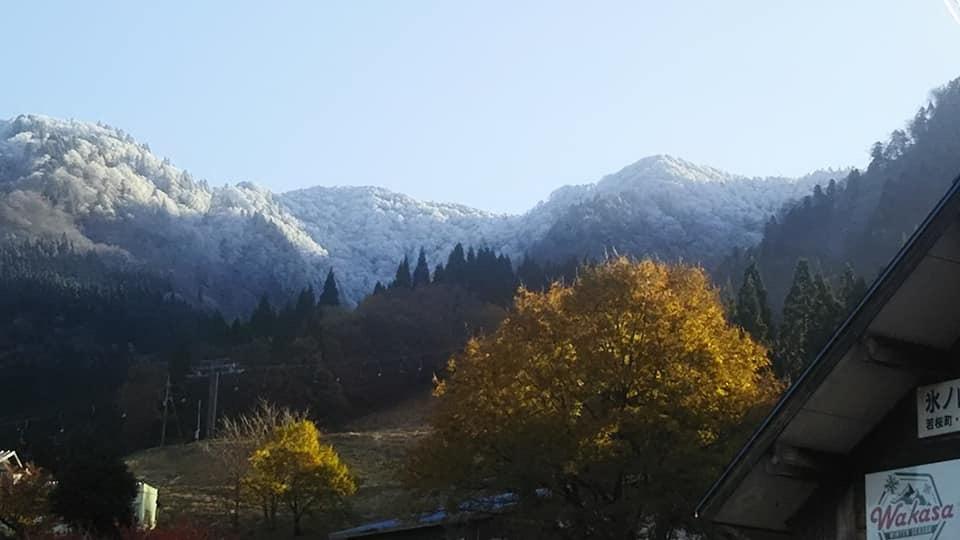 本日、氷ノ山初冠雪!_f0101226_20320928.jpeg