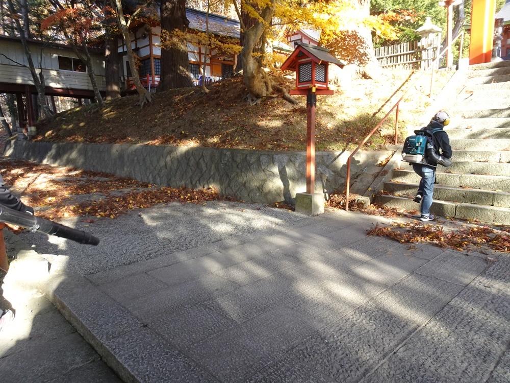 兼務社最後のお祭り_c0111229_18282038.jpg