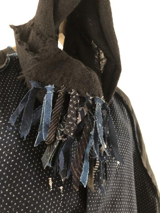 【冬衣】古(いにしえ)を縫う hodocc\' 古布はとことん使う_d0347031_11533412.jpg