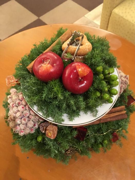 クリスマス作品展〜長浜北ビワコホテルロビーで_f0155431_22583080.jpg