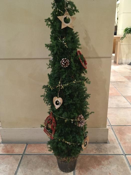 クリスマス作品展〜長浜北ビワコホテルロビーで_f0155431_23024534.jpg