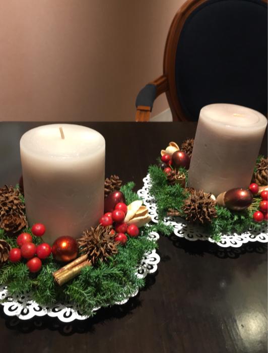 クリスマス作品展〜長浜北ビワコホテルロビーで_f0155431_23031045.jpg