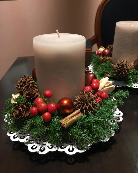 クリスマス作品展〜長浜北ビワコホテルロビーで_f0155431_23032951.jpg