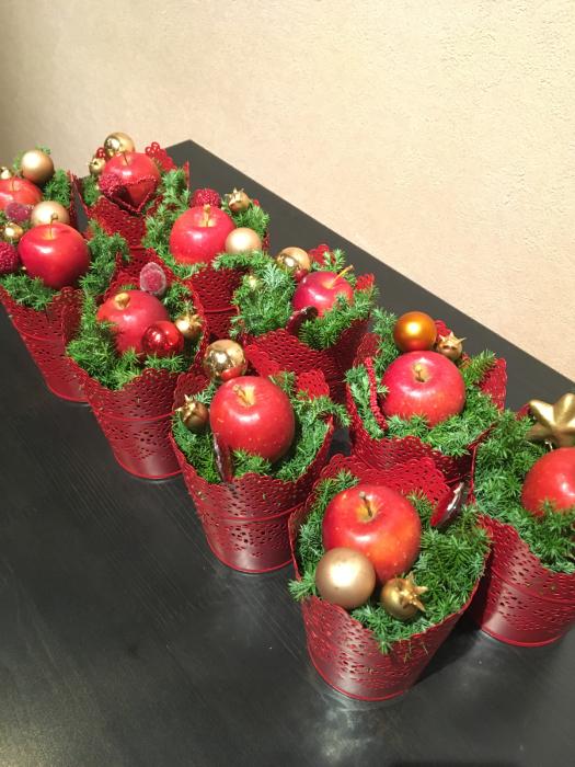 クリスマス作品展〜長浜北ビワコホテルロビーで_f0155431_23035378.jpg