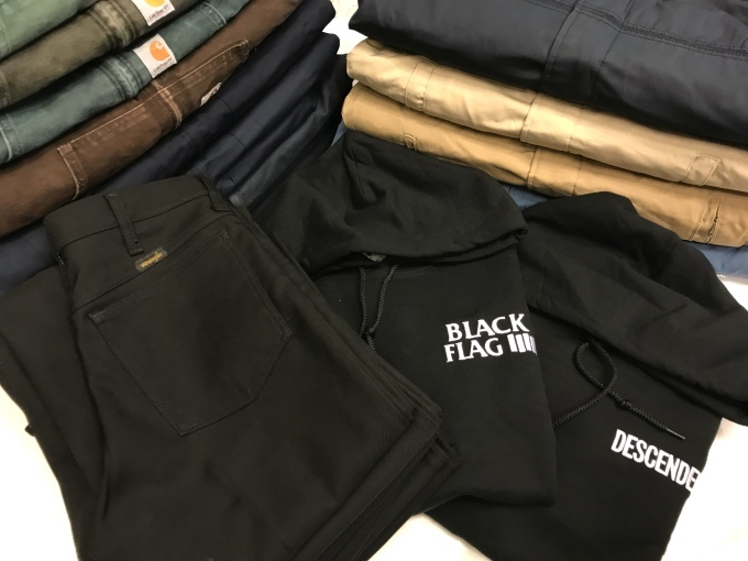 「 俺たちのDERBY JKT & BLACK FLAG 」_c0078333_20002060.jpeg