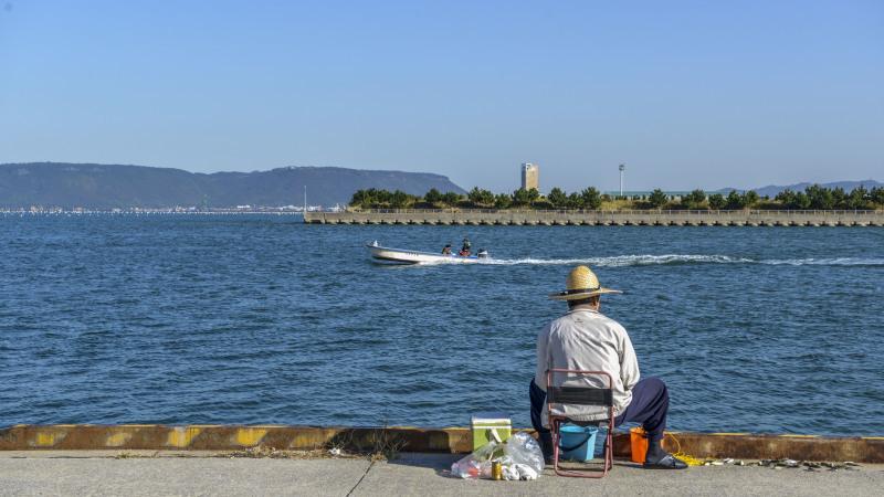 海岸散歩 2019 香西西地区 港&緑地_d0246136_18152480.jpg