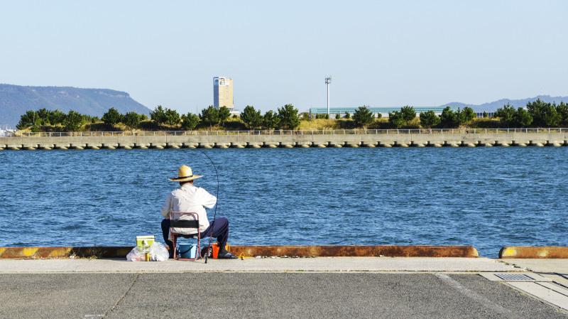 海岸散歩 2019 香西西地区 港&緑地_d0246136_18154266.jpg