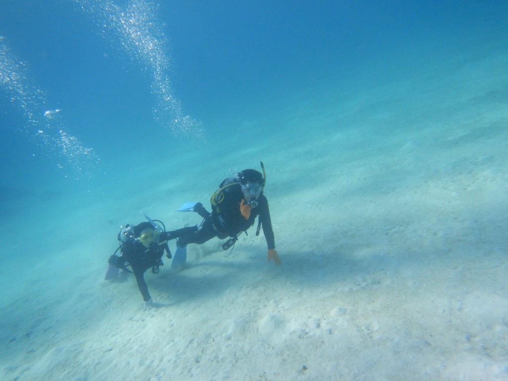 最高にキレイな海で体験ダイビング☆_a0189838_13484898.jpg