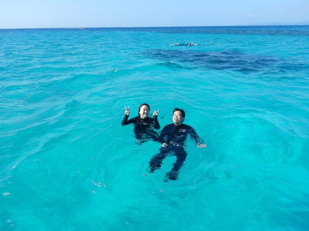最高にキレイな海で体験ダイビング☆_a0189838_13530660.jpg