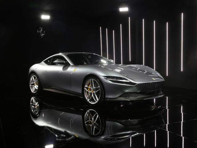 Ferrari Roma - LA  NUOVA  DOLCE  VITA_f0057849_1933333.jpg