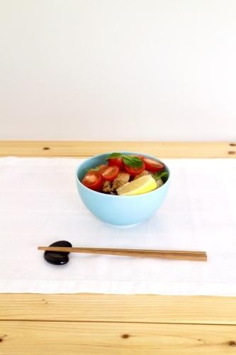 カツレツトマト丼_f0220354_13194050.jpeg