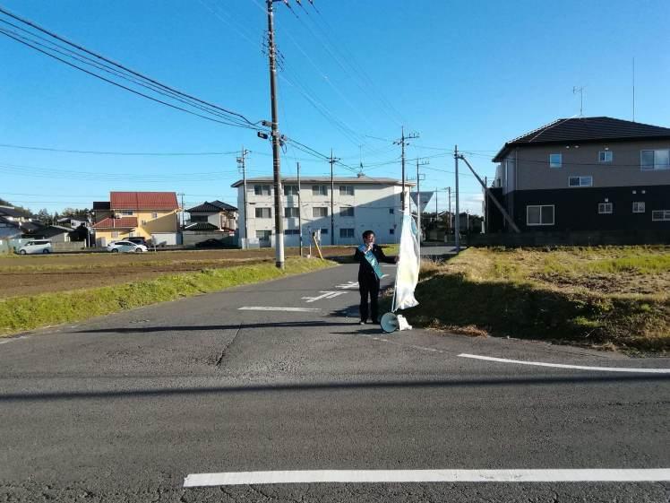 選挙戦5日目…黒羽、野崎_b0063162_00073186.jpg