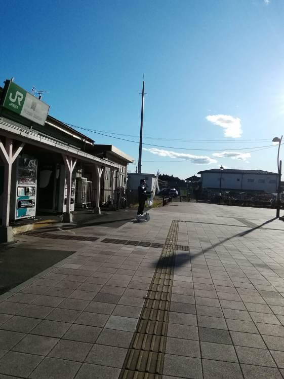 選挙戦5日目…黒羽、野崎_b0063162_00082010.jpg