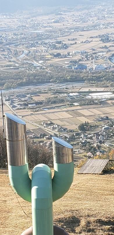 長峰山山頂、川端康成、東山魁夷、井上靖も見た風景_b0222066_15110504.jpg
