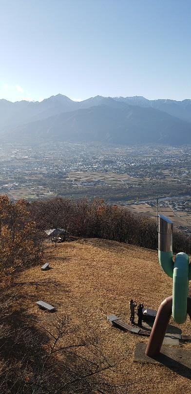 長峰山山頂、川端康成、東山魁夷、井上靖も見た風景_b0222066_15110577.jpg