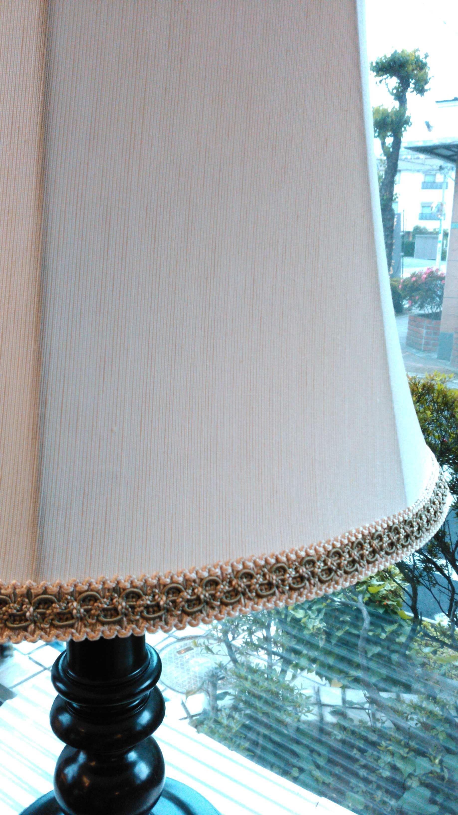 ランプシェード 張替 ウィリアムモリス正規販売店のブライト_c0157866_18571070.jpg