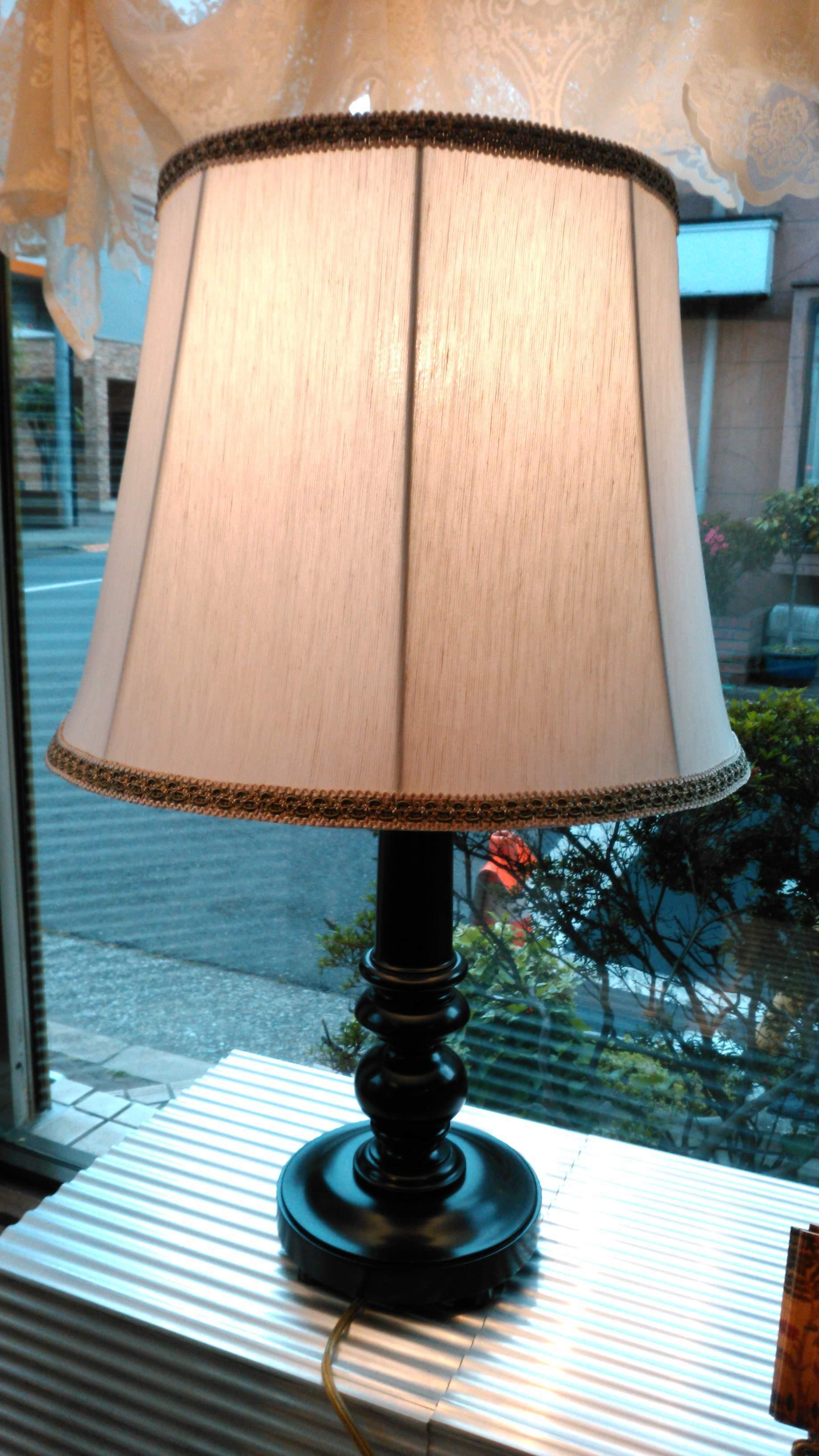 ランプシェード 張替 ウィリアムモリス正規販売店のブライト_c0157866_18574795.jpg