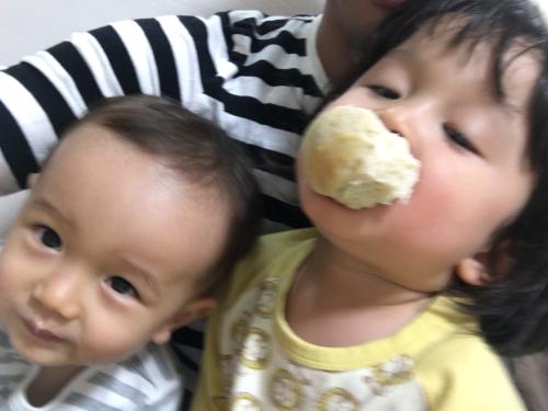 2019.11.15 パンが美味しいヨ_a0145471_08194570.jpg