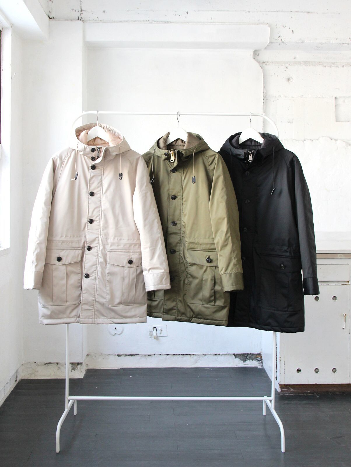 Thin Down Winter Mods Coat_c0379477_20201519.jpeg